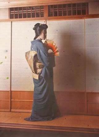 Japan 1912 - Stéphane Passet - Autochrome -Albert Kahn project: Archives of the Planet. Musée Albert-Kahn