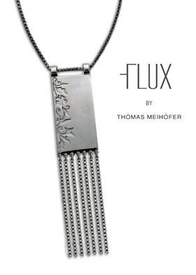 Kenzo Tassle necklace, Rhodium plated Sterling Silver $420
