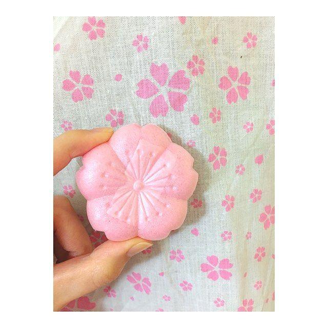 【____rie____】さんのInstagramをピンしています。 《💗🌸💗 .  #とらや #虎屋 #虎や #最中 #モナカ #和菓子 #japanesefood #toraya #wagashi #monaka #桜 #ピンク #白餡 #白あん #さくら #sakura #pink #japan #tokyo #love #cute #happy》