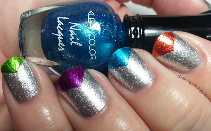 Sugar Coated Nails @Chad Cribbins Cribbins Cribbins Prevost Color