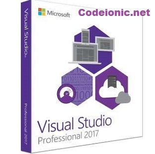Microsoft Visual Studio Professional 2017 15.2.26430.14 / 2017 15.3.26621.2 With Product Key Download | CodeIonic - Full Version Software with Cracks