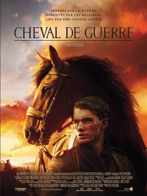 CHEVAL DE GUERRE, de Steven Spielberg - 2012