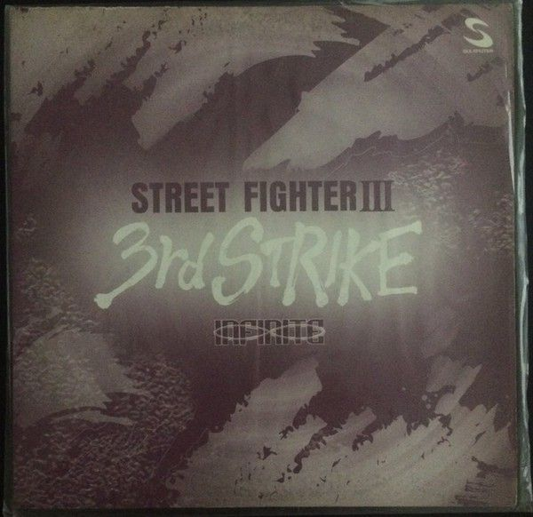 Infinite (3), Hideki Okugawa - Street Fighter III - 3rd Strike (Vinyl) at Discogs