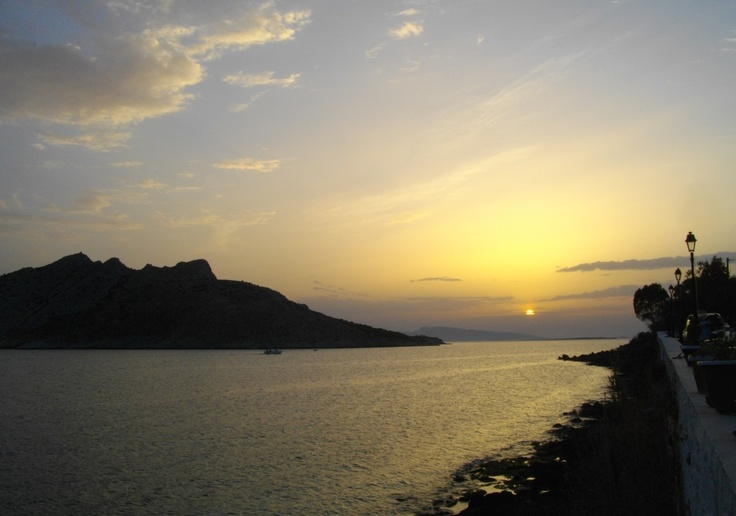 Perdika Sunset, 7th June 2013