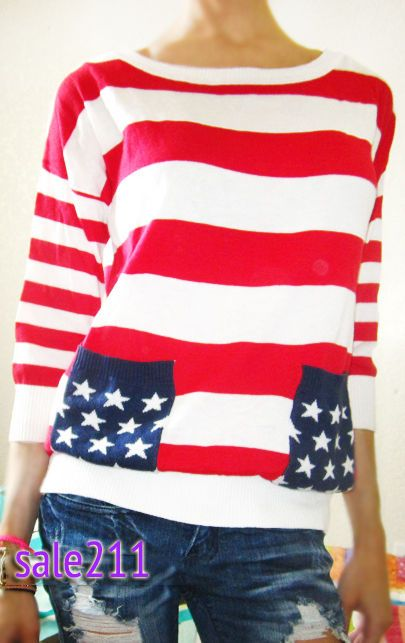18 best Patriotic clothes for women images on Pinterest | Cardigan ...