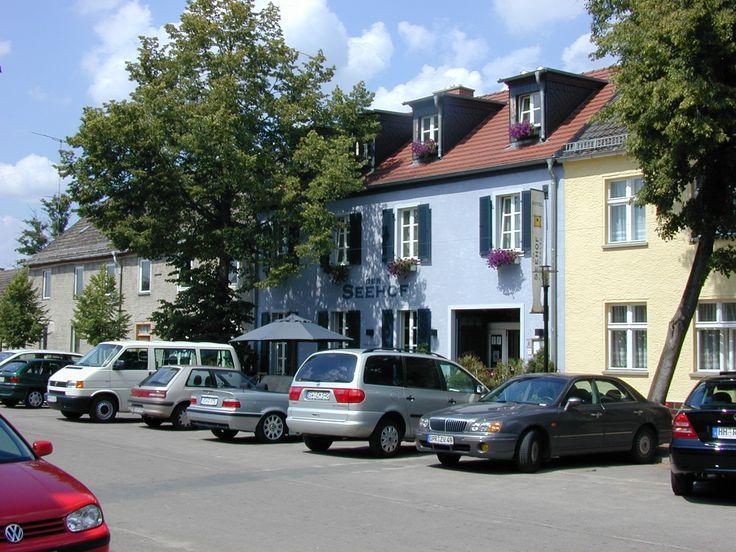 Hotel Seehof in Rheinsberg