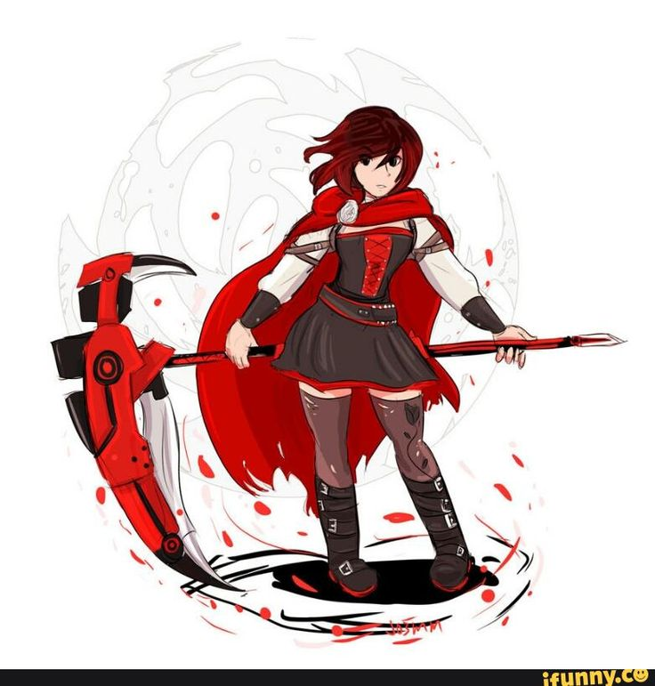 3459 best images about nerd forever on pinterest animal - Rwby ruby rose fanart ...