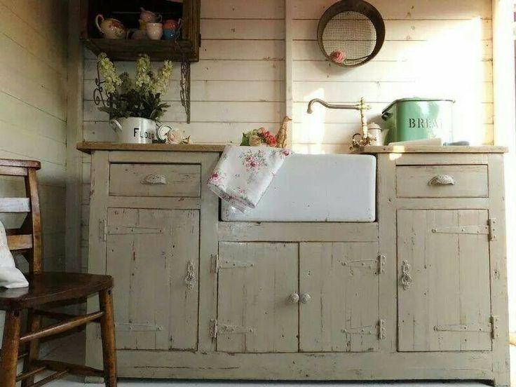 Best 20+ Vintage Farmhouse Sink Ideas On Pinterest