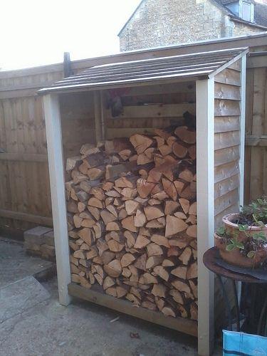 Die besten 25+ Kaminholz lagern Ideen auf Pinterest Brennholz - brennholz lagern ideen wohnzimmer garten