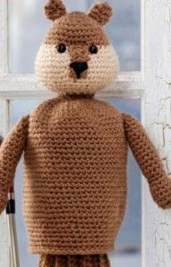 Crochet Pattern Our Father : 17 Best images about Golf club covers on Pinterest Set ...