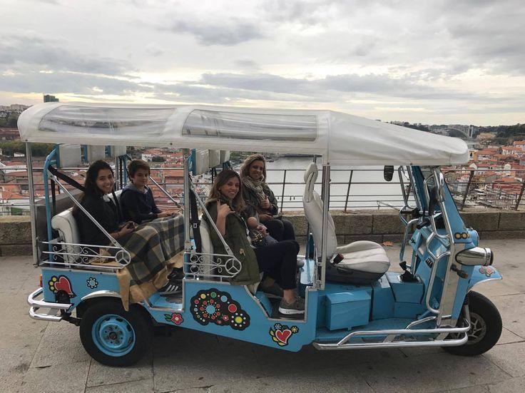 """Explore a """"hidden"""" city with your family, from the coastal areas to the Clérigos Tower with Tuking People!  Conheça uma cidade """"escondida"""" em família, desde as zonas ribeirinhas à Torre dos Clérigos, com a Tuking People!"""