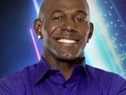 donald driver winner of the 2012 Mirror ball trophy