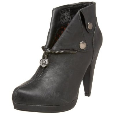 T.U.K. Women's  Ankle Boot  - A7814L