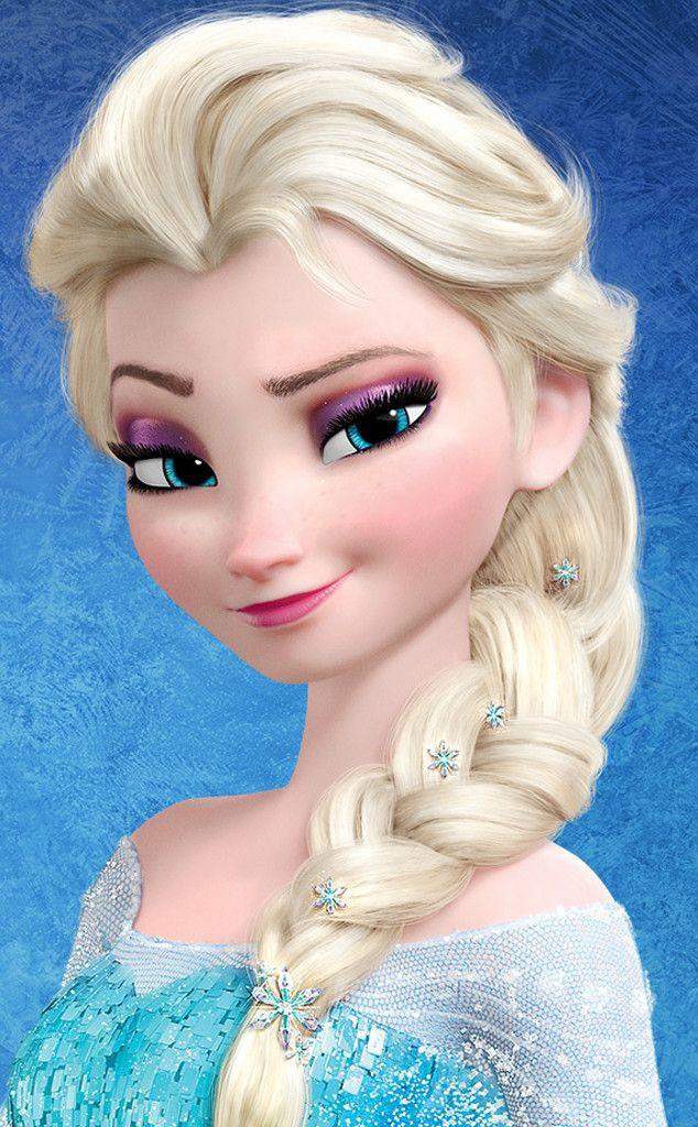 Elsa la princesa de Frozen!