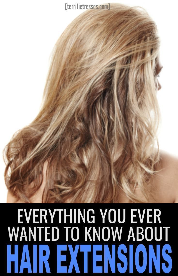 Those Looking To Fake Fuller Thicker Or Longer Hair Have Several