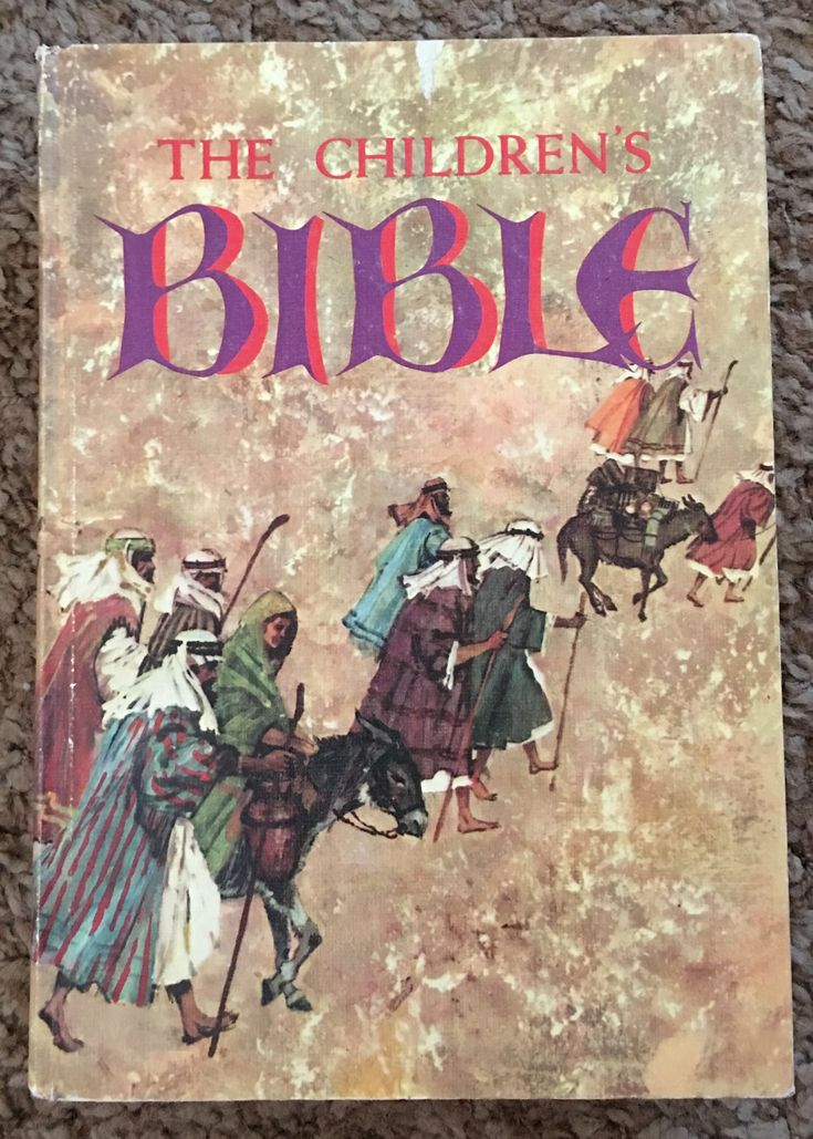 childrens bible diana - 735×1029