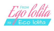 Blog post: From ego lolita to eco lolita