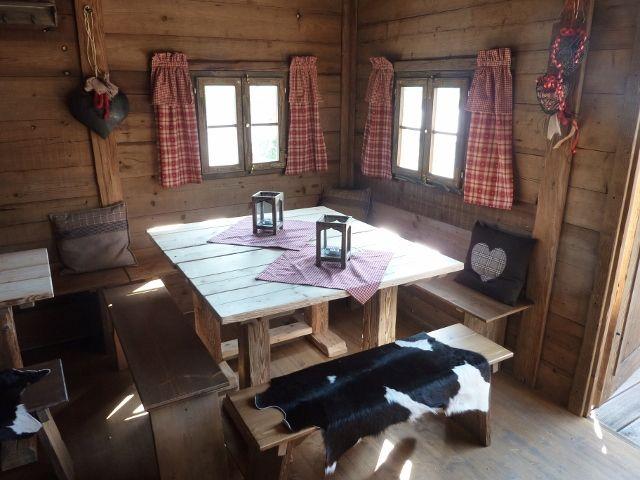 Die besten 25+ Almhütte Ideen auf Pinterest Berghütten, Chalet - ideen schlafzimmer einrichtung stil chalet