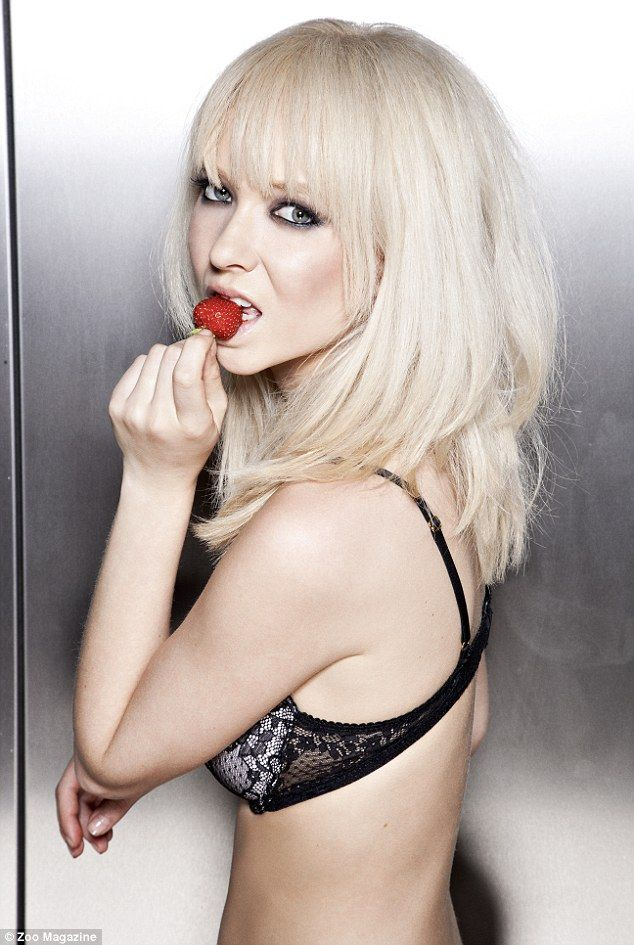 Off the radar: Katia Ivanova covers ZOO magazine in her first topless shoot