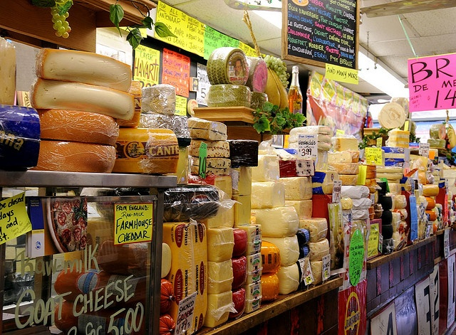 Kensington Market Cheese Shop  #Toronto #Kensington #Market #Cheese #Foodie