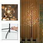 220CM Kirschbaum LED Kirschblütenbaum Party Weihnachtsdeko Warmweiss Beleuchtung …   – Feste & besondere Anlässe