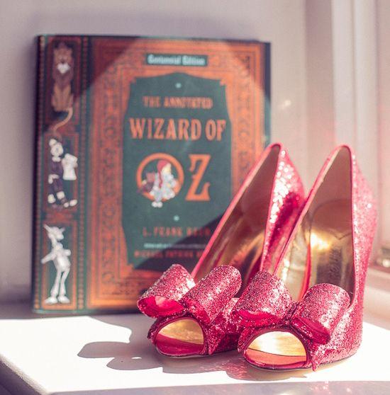 Wizard of Oz style Wedding anyone???