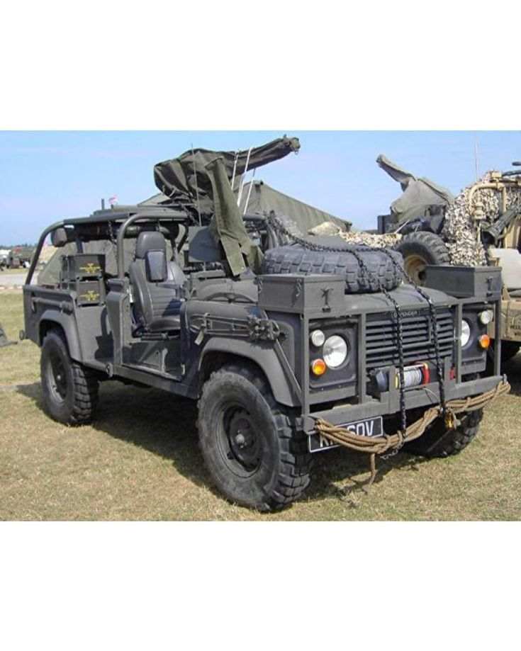 823 Best Images About Land Rover MILITARY On Pinterest