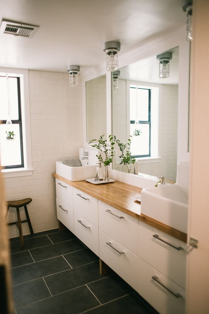 Complete Bathroom Overhaul (You MUST See These Before and Afters!!) - Vintage Revivals