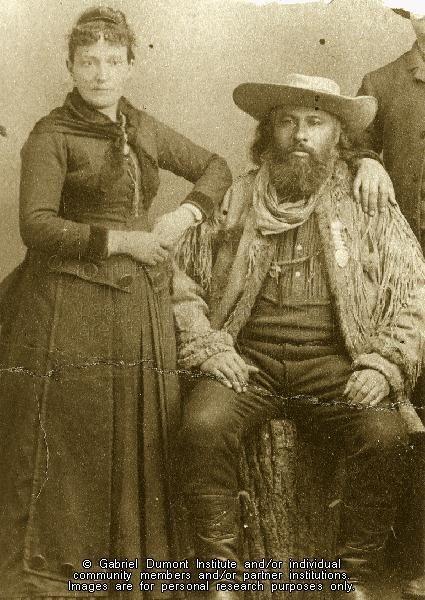 Gabriel Dumont, My ancestor.