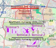 Expansion of Heathrow Airport - Wikipedia