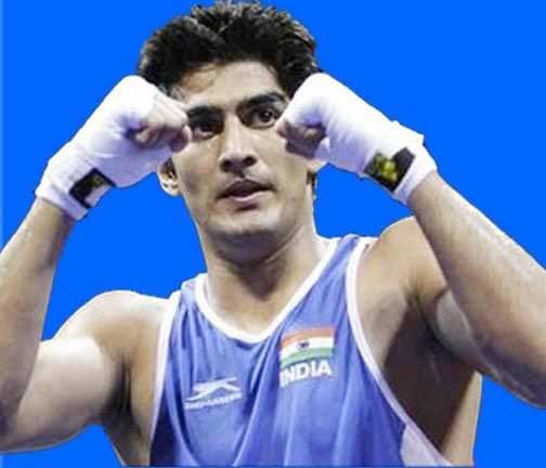 Star boxer Vijender Singh will face most experienced player, Samet Hyuseinov of Bulgaria in his third professional match at the Manchester Arena on December 19.