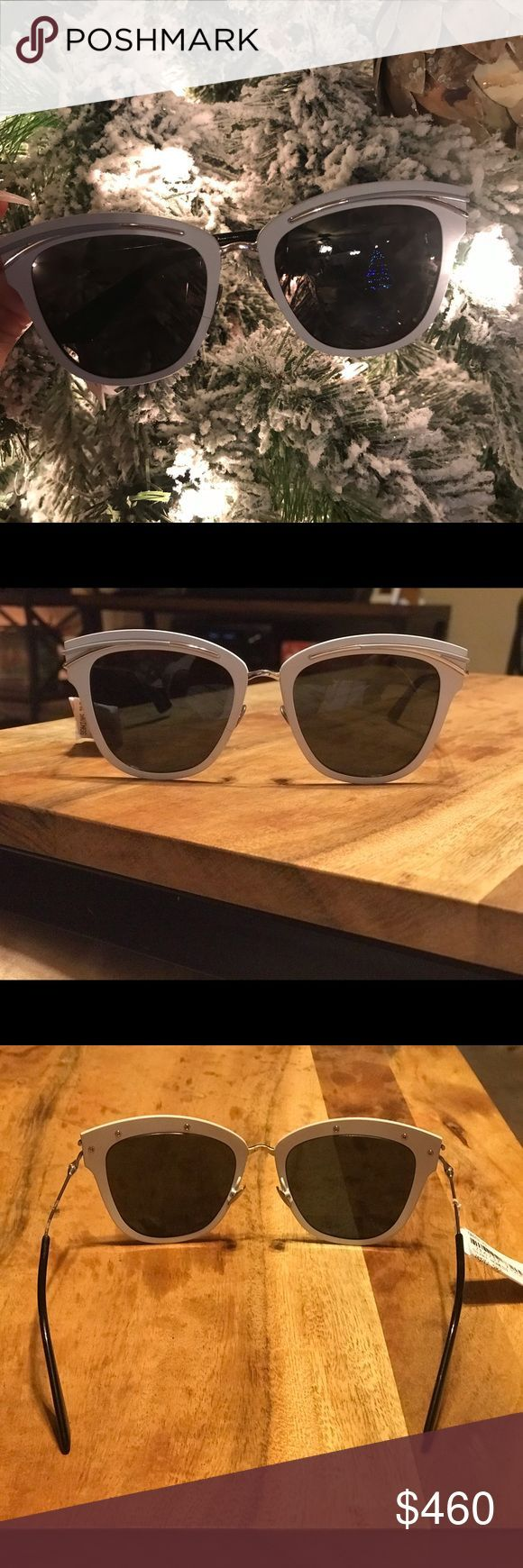 Christian Dior So Dior Cat Eye Sonnenbrille So Dior Sonnenbrille BESCHREIBUNG Mo…
