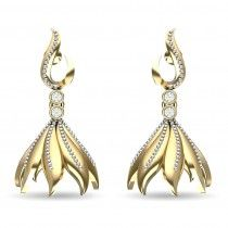Add glamour to your ethnic wear with these jhumkas