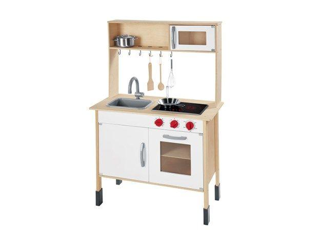 279598 08 F Cuisine En Bois Enfant Gadget Cuisine Cuisines Maison