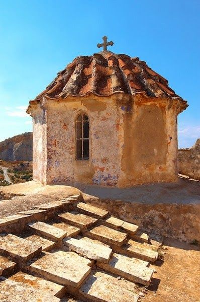 Saronick Islands - Greece -Ancient Greek Architecture