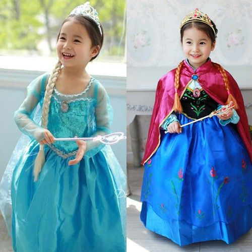 Find More Apparel & Accessories Information about new 2014 girl frozen costumes dress, cute Elsa & Anna girls elsa costume anna cosplay party dress summer girl dresses , retail,High Quality dress arabic,China dresses evening dresses Suppliers, Cheap dress patern from Wonderful Sources on Aliexpress.com