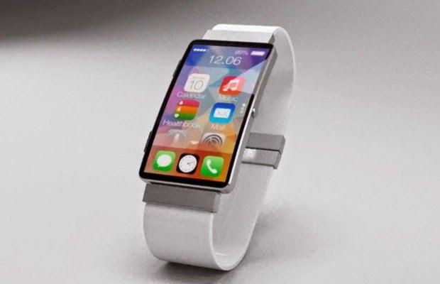 Apple iWatch'da Sağlık Sensörü olacak. #apple #iphone #ios8 #iwatch