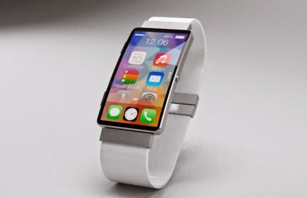 Apple iWatch'da Sağlık Sensörü olacak. #apple #iphone #ios8 #iwatch