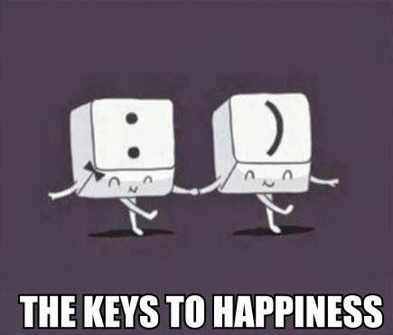 Pinterest - Google+ - The Keys to Happiness Here's some tech humor that made us…