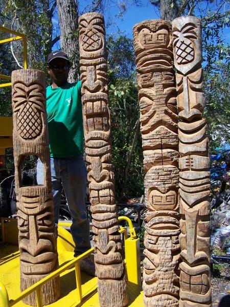 90 Best Ideas About Tiki On Pinterest Phx Az Tiki Totem