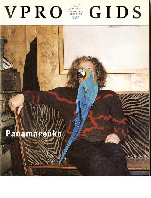 Panamarenko & big bird