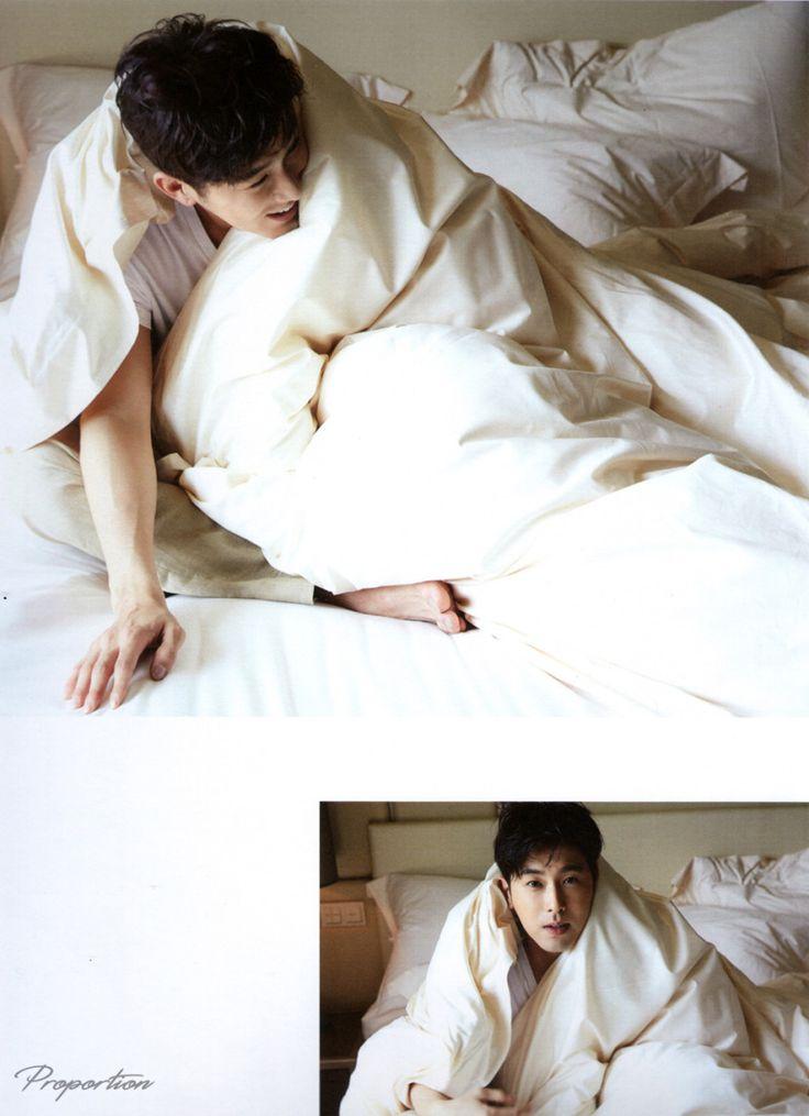 SHILLA写真集ユノver.スキャンお借りしました #ユノ #Yunho #윤호|東方神起ユノ&チャンミンたまらんすきゃねんmayukonoんち partⅢ