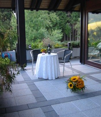 kuhles betonplatten terrassenplatten abkühlen pic der acfefafdec