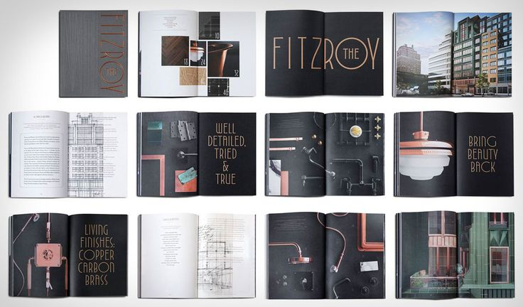 20+ Fresh Beautiful Brochure Design Layout Ideas & Templates for Graphic Designers