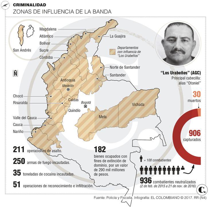 """Dos años de Operación Agamenón y """"Otoniel"""" no ha sido capturado"""