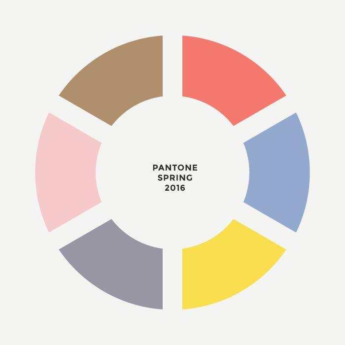 kleurentrends lente 2016 - Google zoeken