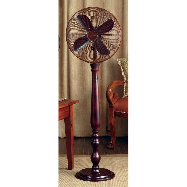 Deco Breeze Floor Standing Fan - Sutter - DBF0432