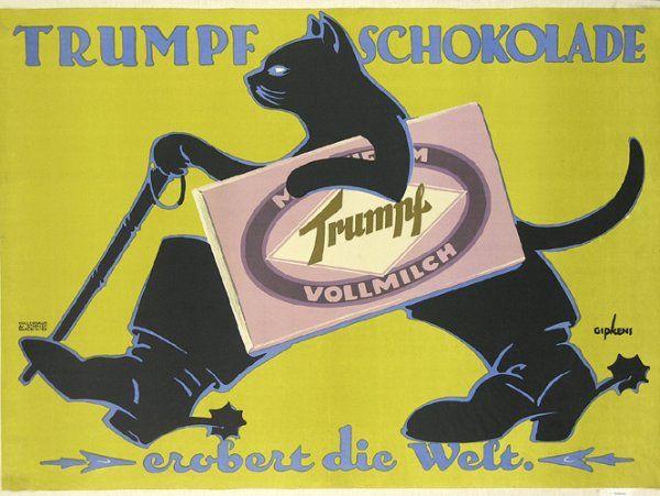 Trumpf Chocolate ad | Julius Gipkens