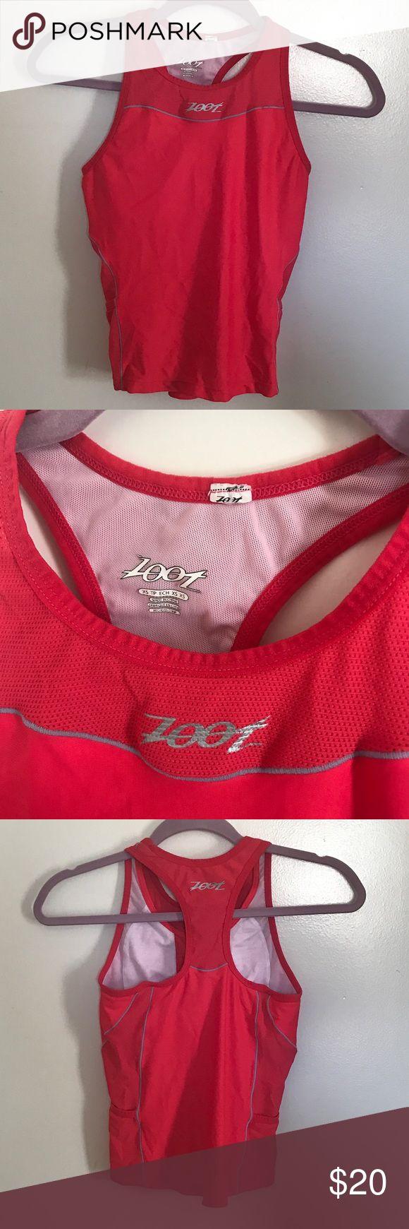 Zoot Triathlon Tank Top Size XS Great condition. Smoke free, pet friendly home. Zoot Tops Tank Tops