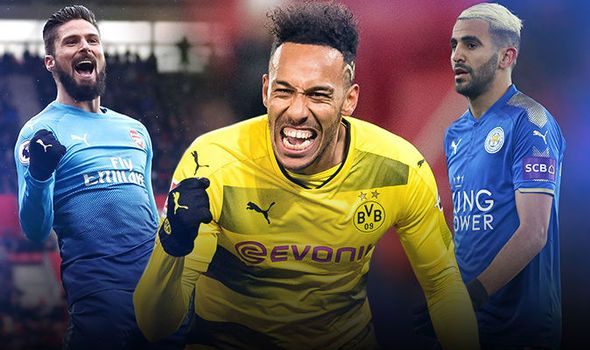 Transfer news LIVE updates: Arsenal sign Aubameyang; Man Utd Chelsea and Liverpool latest    via Arsenal FC - Latest news gossip and videos http://ift.tt/2DYoKov  Arsenal FC - Latest news gossip and videos IFTTT
